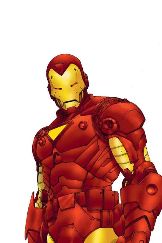 Iron Man Comic Logo Iron Man Marvel Comics