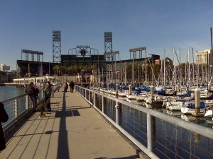 Giants Stadium at AT&T Park