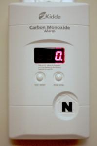 No Carbon Monoxide!