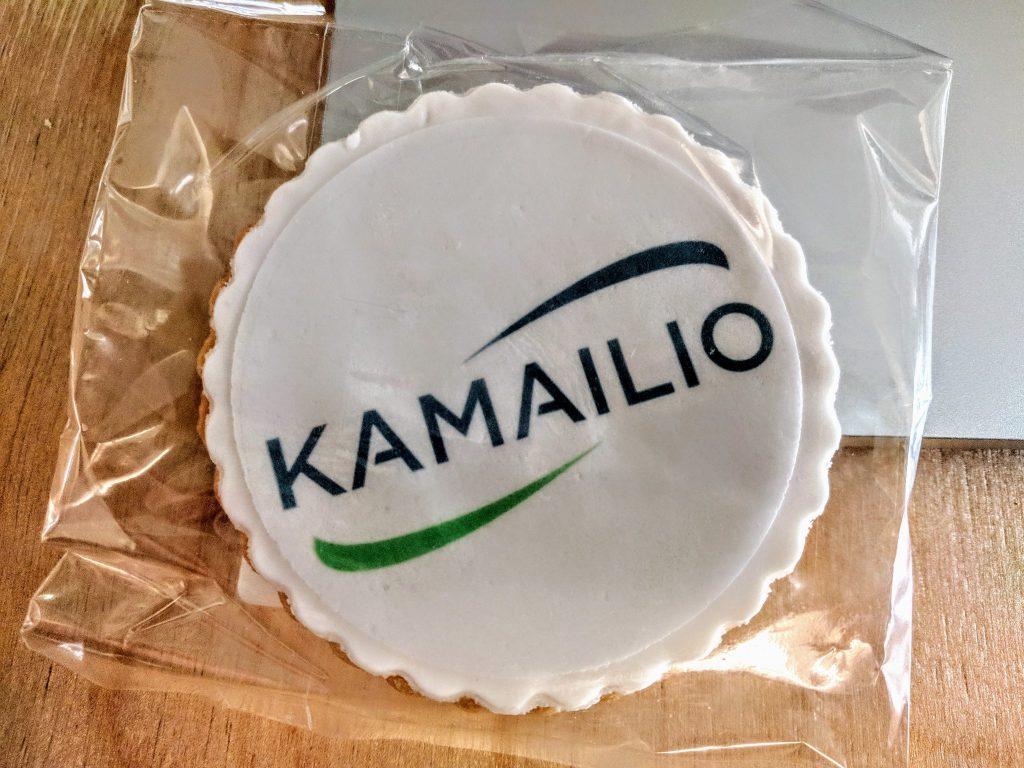 Kamailio branded cookie